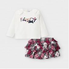 Mayoral-Комплект с пола на карета-бебе момиче