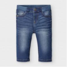 Mayoral-Дълъг дънков панталон regular fit за бебе-момче