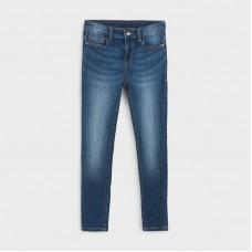 Mayoral- Основен дънков панталон slim fit-момче