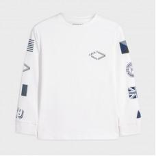 Mayoral-Тениска с дълъг ръкав на щампи