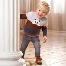 Mayoral-Дънки за бебе момче