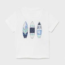 Mayoral-Тениска къс ръкав сърф