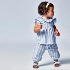 Mayoral-летен панталон за бебе момиче