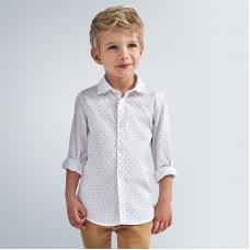 Mayoral-Риза за момче щампа
