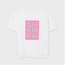 Mayoral-Тениска с къс ръкав графика