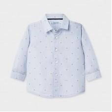 Mayoral-Риза  дълъг ръкав с принт букви