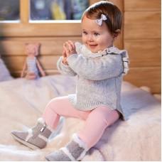 Mayoral-Дълъг панталон за бебе момиче