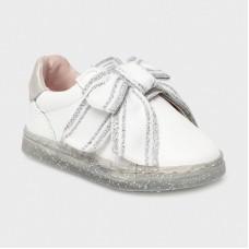 Mayoral- Спортни обувки естествена кожа за момиче