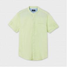 Mayoral- Риза къс ръкав висока яка