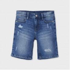 Mayoral-Накъсани къси дънкови панталони