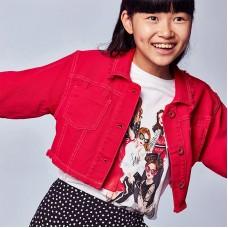 Mayoral-Тениска къс ръкав момичета