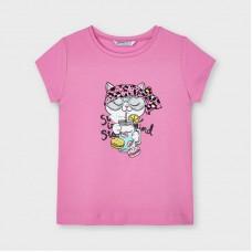 Mayoral- Тениска Ecofriends с цветна щампа
