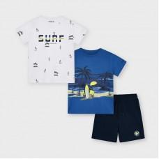 Mayoral - трикотажен комплект с 2 тениски