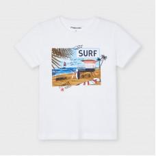 Mayoral-Тениска за момче със сърф