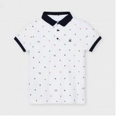 Mayoral-Поло тениска щампа