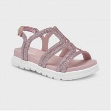 Mayoral-Спортна сандали за момиче с блясък