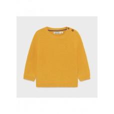 Mayoral-Основен памучен пуловер-бебе момче