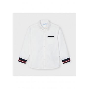 Mayoral-Риза с дълъг ръкав и маншети-момче