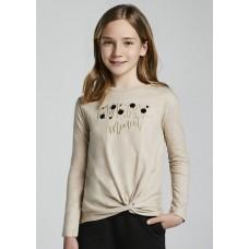Mayoral-Тениска  дълъг ръкав за момиче