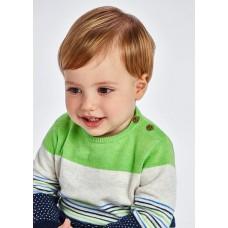 Mayoral  Пуловер ленти за бебе момче