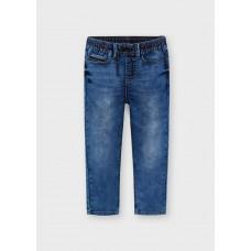 Mayoral-Панталон дънков soft jogger