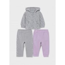 Mayoral- Анцуг 2 панталона за бебе момиче