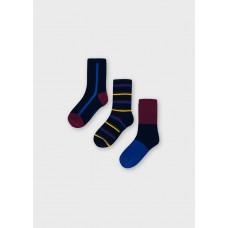 Mayoral-Сет 3ч.чорапи райета