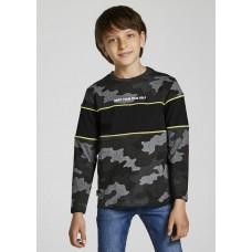 Mayoral- Тениска  камуфлаж с дълъг ръкав  за момче
