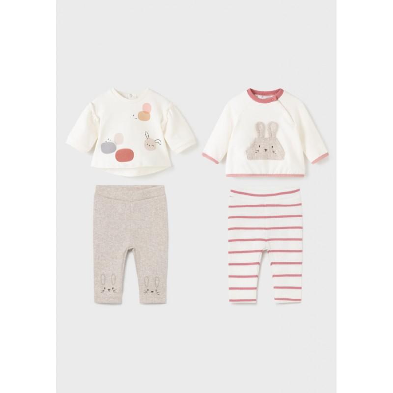 Mayoral- Бебешки комплект от две части ECOFRIENDS
