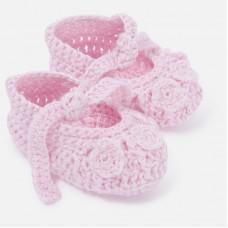 Mayoral-Плетени декоративни пантофки