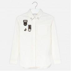 Mayoral-Риза с апликирани елементи