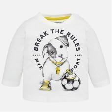 Mayoral-Блуза с принт куче футболист