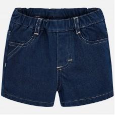 Mayoral-Бебешки дънкови къси панталонки