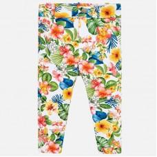Mayoral-Панталон с цветен принт