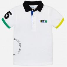 Mayoral-Тениска с контрастна яка