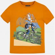 Mayoral-Тениска с принт спортен мотив