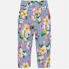Mayoral-Панталон рае на цветя