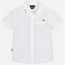 Mayoral-Риза къс ръкав с детайл