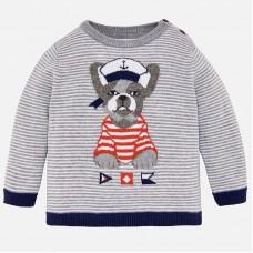 Mayoral-Пуловер с морски мотив