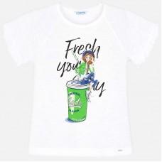 Mayoral-Тениска с принт