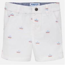 Mayoral-Къси панталонки с щампа морски мотив