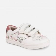 Mayoral-Спортни обувки с щампа цветя