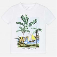 Mayoral-Тениска с принт палми