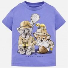 Mayoral-Тениска с принт животни