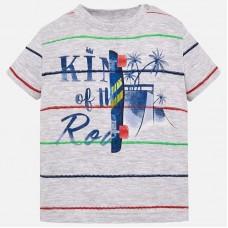 Mayoral-Тениска  цветни райета фантазия