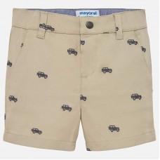 Mayoral-Къси панталонки с щампа колички